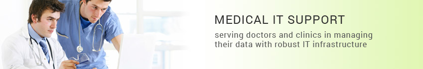 Medical IT Support