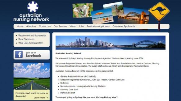 Australian Nursing Network