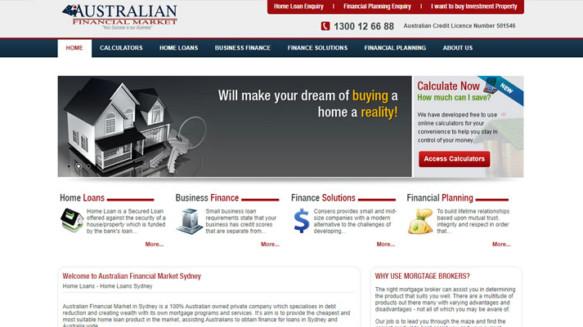 Aussie Financials