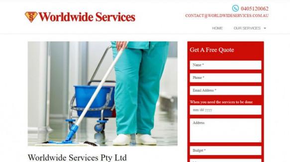 Worldwide Services Pty Ltd
